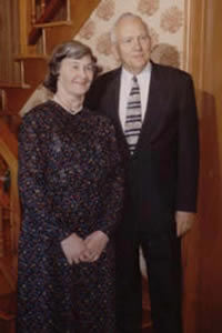 Photo of Milton & Frances Martin
