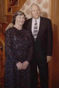 Photo of Milton & Frances Martin