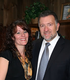Pastor Mike and Margaret Veach